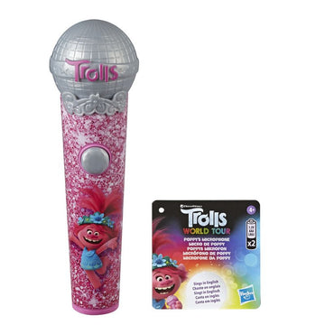 Trolls World Tour Poppys Microphone - Toyworld