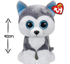 Ty Beanie Boos Slush The Dog Large Img 1 - Toyworld
