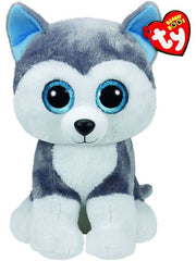 Ty Beanie Boos Slush The Dog Large - Toyworld