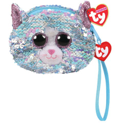 Ty Fashion Wristlet Whimsy The Cat - Toyworld