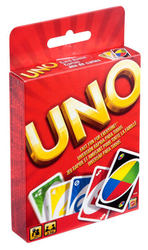 Uno Card Game - Toyworld