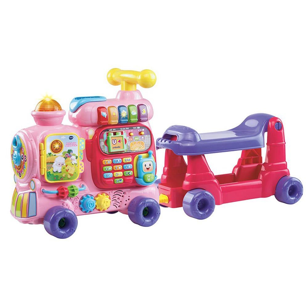 Vtech Push N Ride Alphabet Train - Toyworld