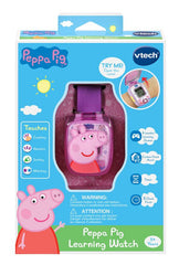 Vtech Peppa Pig Learning Watch - Toyworld