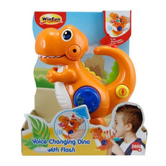 WINFUN VOICE CHANGING DINOSAUR