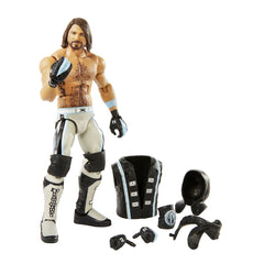 WWE ELITE FIGURE TOP TALENTS AJ STYLES