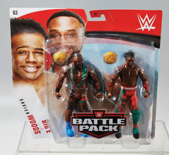 Wwe Figure 2-Pack The New Day - Toyworld