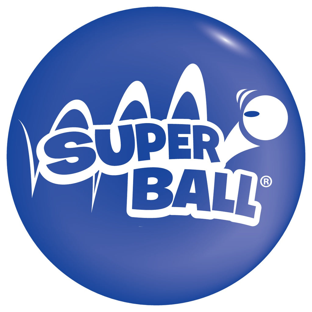 Wham O Super Ball Assorted Colours - Toyworld