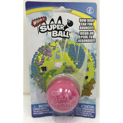 Wham O Super Ball Assorted Colours Img 4 - Toyworld
