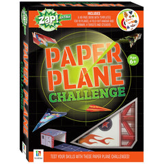 Zap Extra Complete Paper Plane Challenge - Toyworld