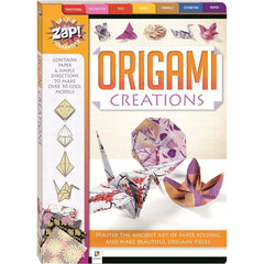 Zap Origami Creations Book - Toyworld