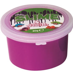 ADDO SLIME POT 80G ASSORTED COLORS