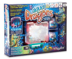 Aqua Dragons Deep Sea Habitat With Led Lights - Toyworld
