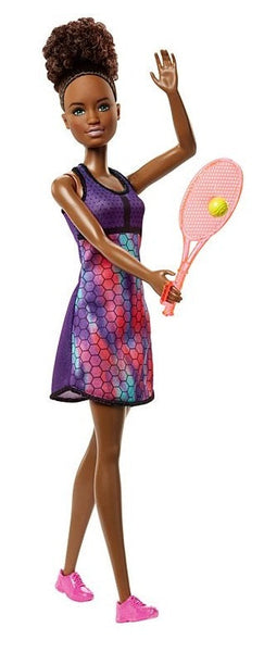 Barbie Career Doll Tennis Player - Toyworld