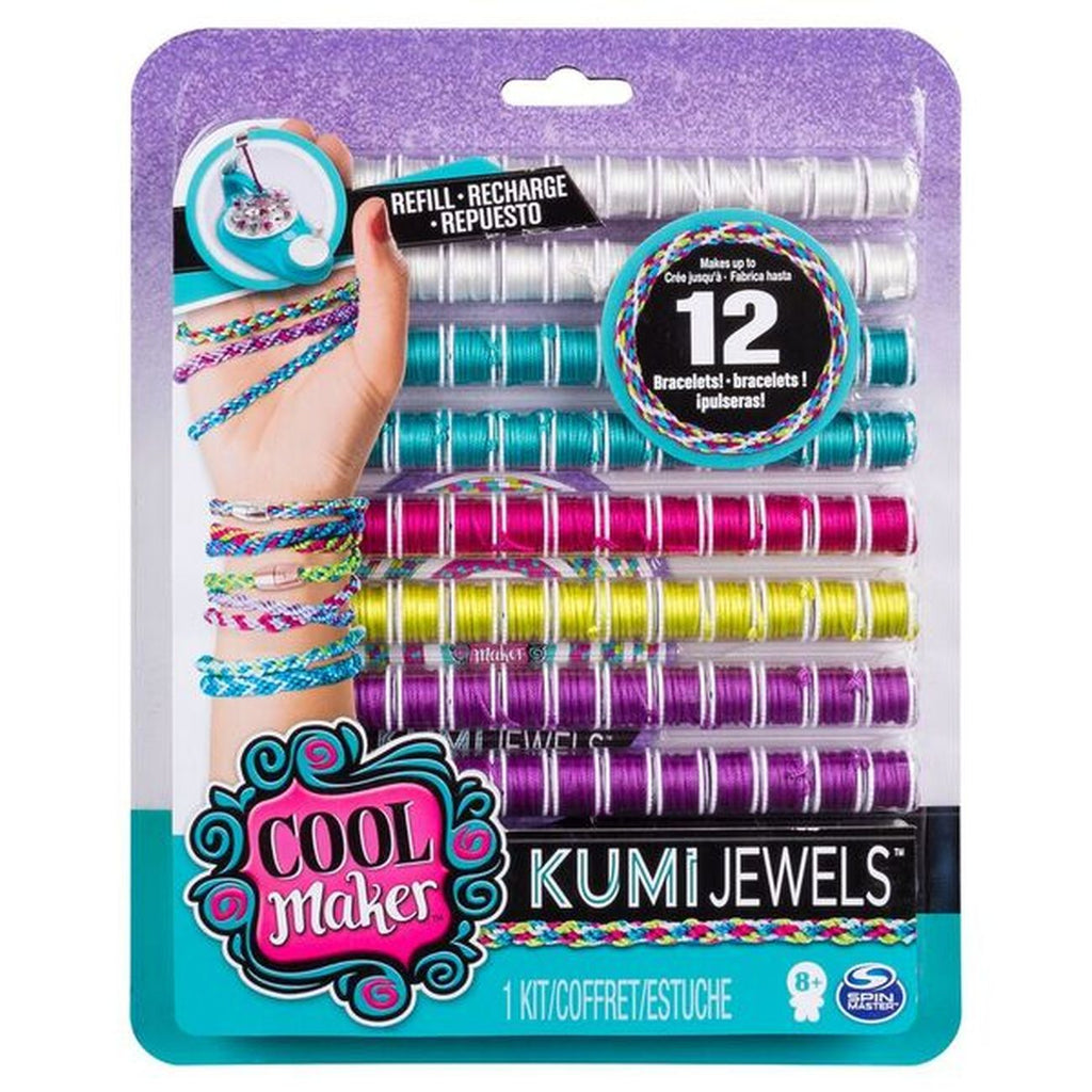 Cool Maker Kumi Kreator Refill Pack Assorted Styles - Toyworld