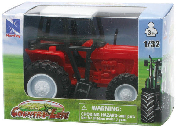 Country Life Diecast Tractor Styles- Toyworld