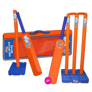 Double Cricket Set - Toyworld