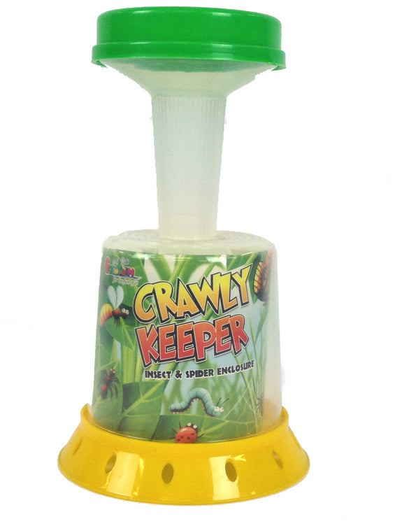 Fountain Products Crawly Keeper Assorted Colours - Toyworld