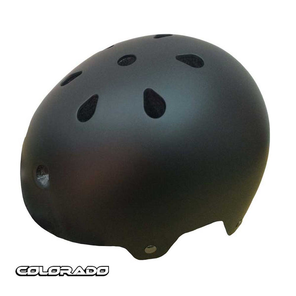 COLORADO HELMET BMX MATT BLACK 48-54CM