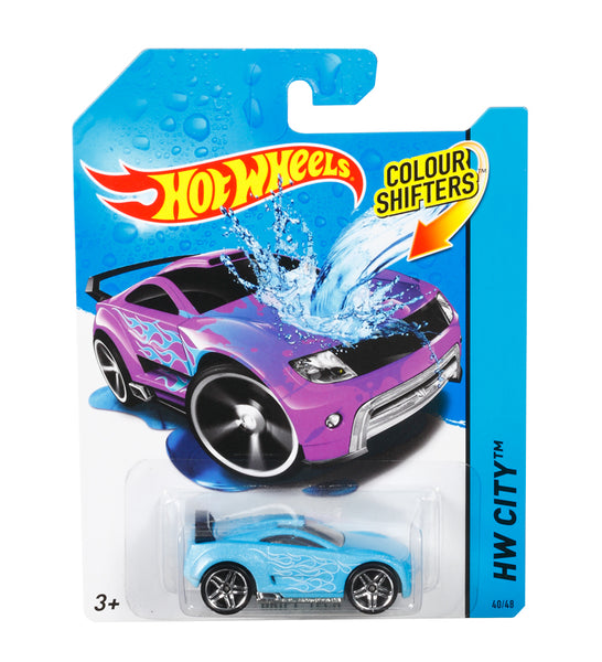HOT WHEELS COLOUR SHIFTERS ASSORTED STYLES