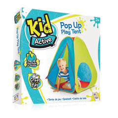 Kid Active Pop Up Play Tent Img 2 - Toyworld
