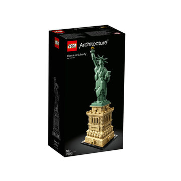 Lego Architecture Statue Of Liberty 21042 - Toyworld