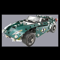 Meccano 5 Model Set Roadster Img 2 - Toyworld