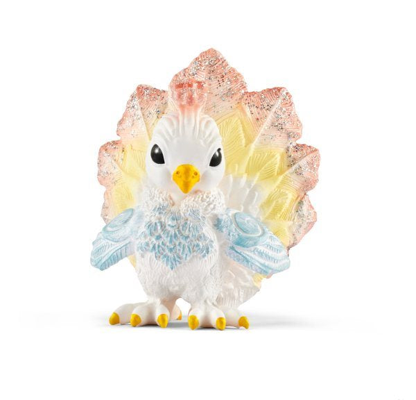 Schleich Bayala Nalenja S Mist Dove Green Dot - Toyworld