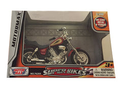 Motor Max Superbikes Assorted Styles - Toyworld