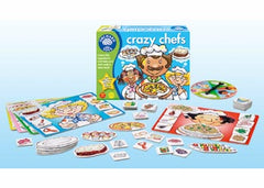 Orchard Toys Crazy Chefs Game Img 1 - Toyworld