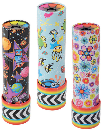 Playgo Tin Kaleidoscope Styles- Toyworld