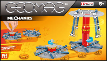 Geomag Mechanics - Toyworld