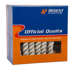 REGENT OFFICIAL QUOITS - Toyworld