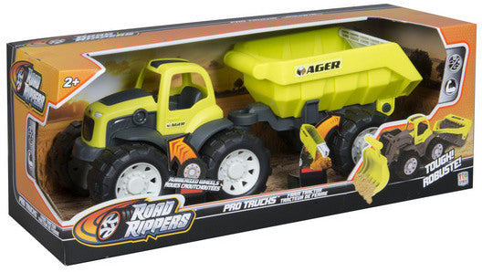 Road Rippers Pro Trucks Farm Trator Trailer Assorted Styles - Toyworld
