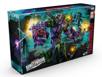 Transformers Earthrise Titan Class Scorponok - Toyworld