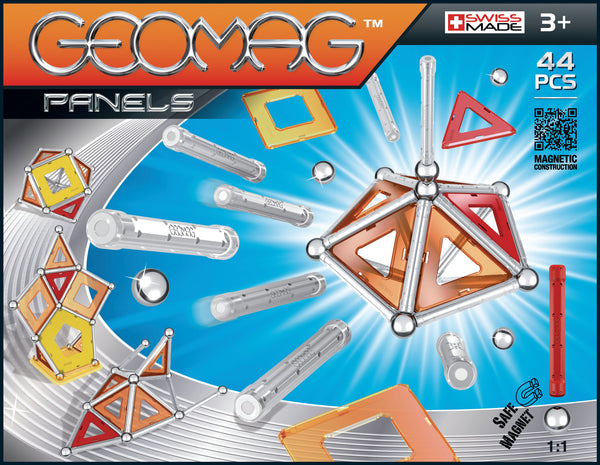 Geomag Panels 44 Pieces - Toyworld