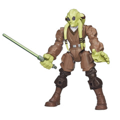 Star Wars Hero Mashers Kit Fisto Img 1 - Toyworld