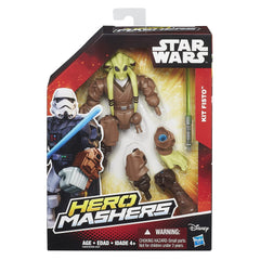 Star Wars Hero Mashers Kit Fisto - Toyworld