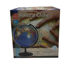 Edu Toys Political Globe 28cm - Toyworld