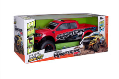 MAISTO 1:6 RC FORD F150 RAPTOR RED