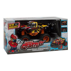 NEW BRIGHT 1:24  RC GRAFFITI TRUCK
