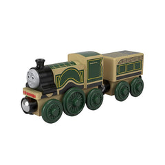 Thomas Friends Wooden Emily Large Engine Carriage Img 1 - Toyworld