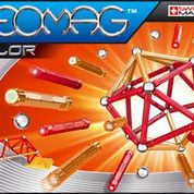 Geomag Color 64 Pieces - Toyworld