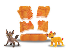 Disney Lion Guard Battle Pack With Accessory Break Away Wall Img 1 - Toyworld