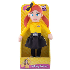 THE WIGGLES TALKING EMMA PLUSH