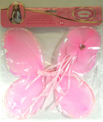 PRINCESS SECRET FAIRY WING AND WAND SET
