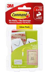 3M Command Wirebacked Value Pack-Storage King
