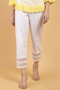 Pearl Trio Lace Pants