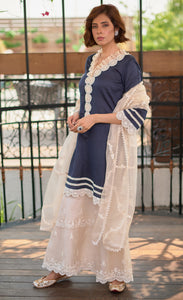Royal Silk Chanderi Kurta
