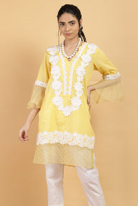 Butter Floral Vine Cotton Set