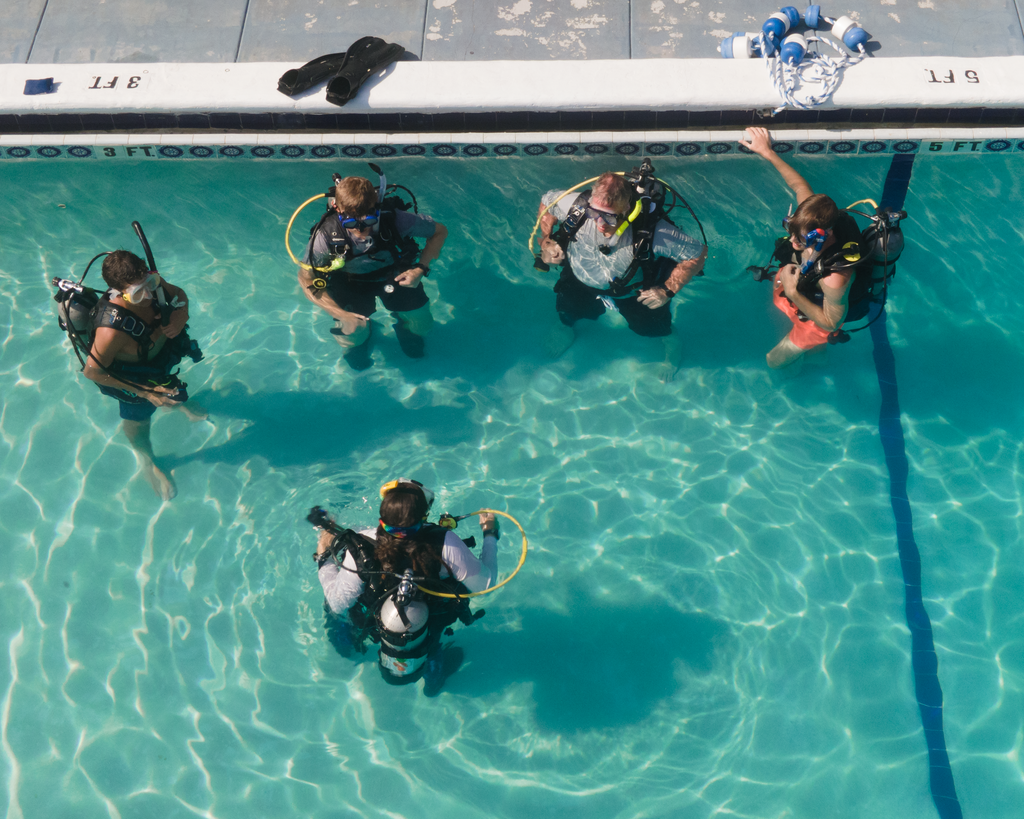Open Water -  Group Course - Get Certified!